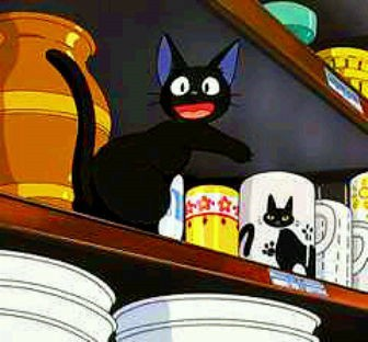 猫キャラトーク4ジジ魔女の宅急便 猫キャラが好き